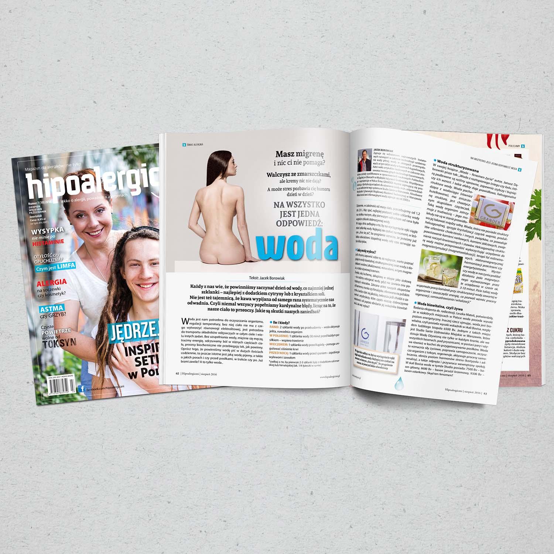 Hipoalergiczni Magazine Inspires
