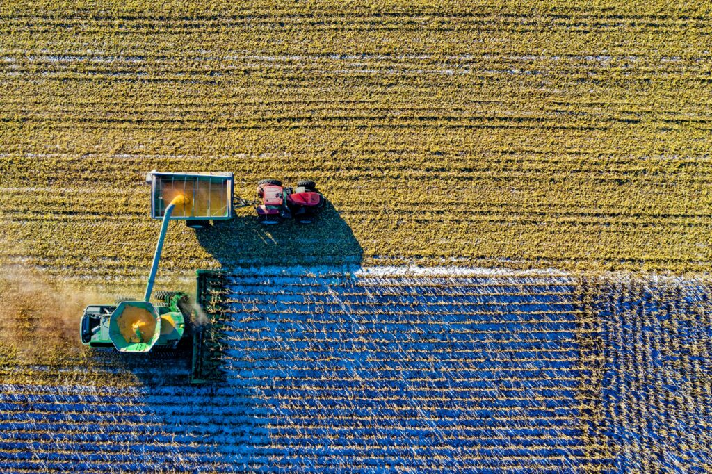 Zindustrializowana agrokultura zjada nasze naturalne środowisko