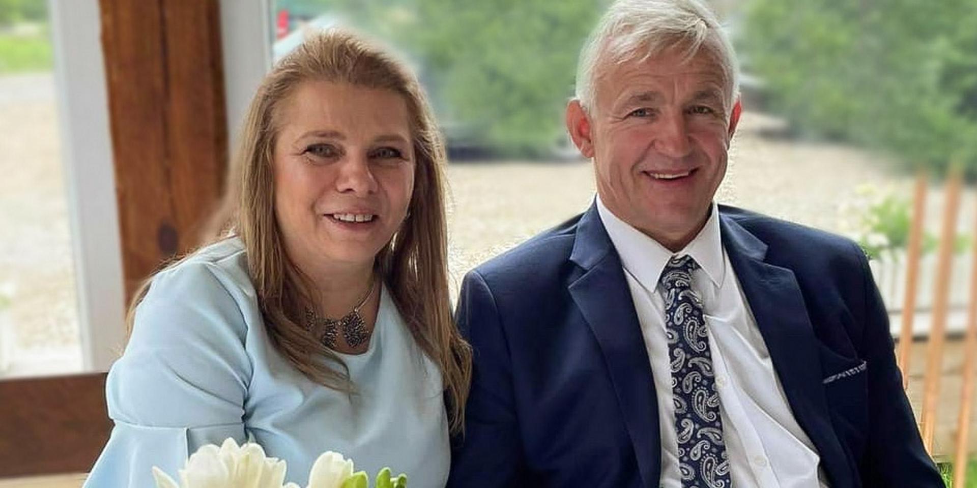 Agnieszka i Tadeusz Rolnikowie